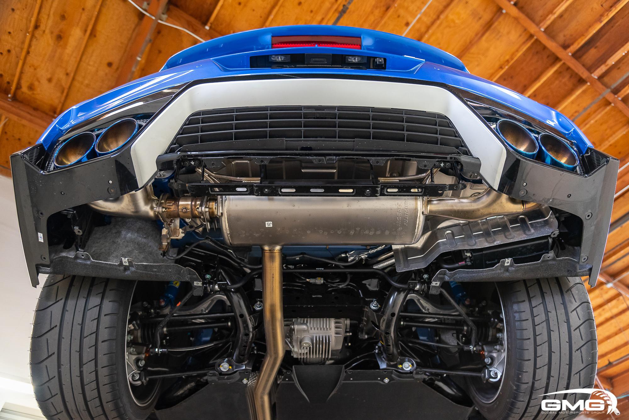 Nissan 50th Anniversary R35 GTR