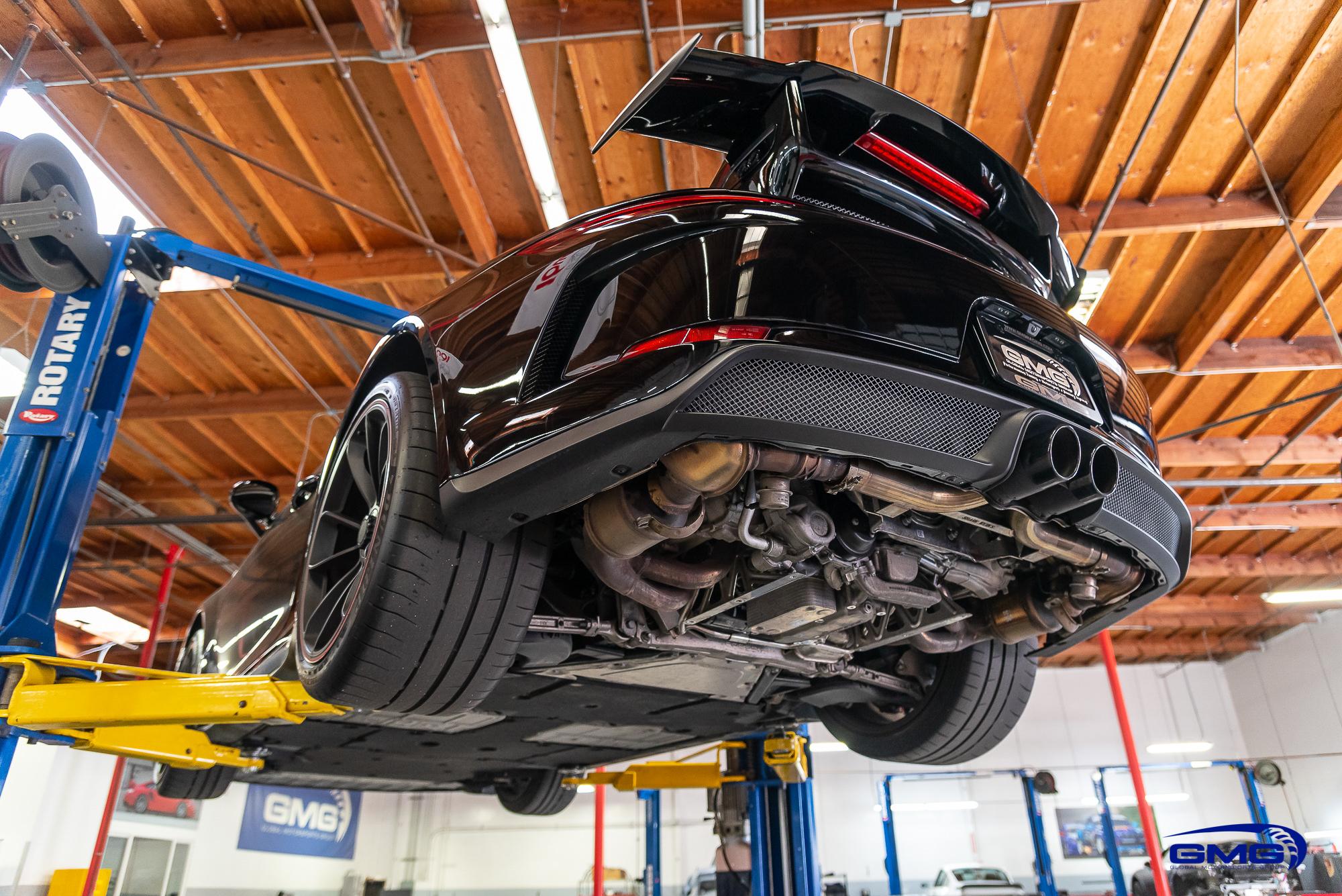 Porsche 991.2 GT3