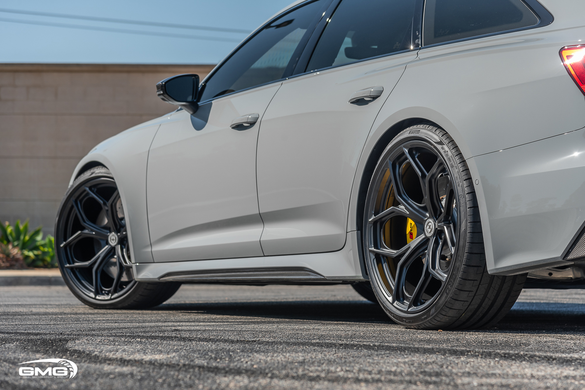 Nardo Grey Audi RS6 Avant