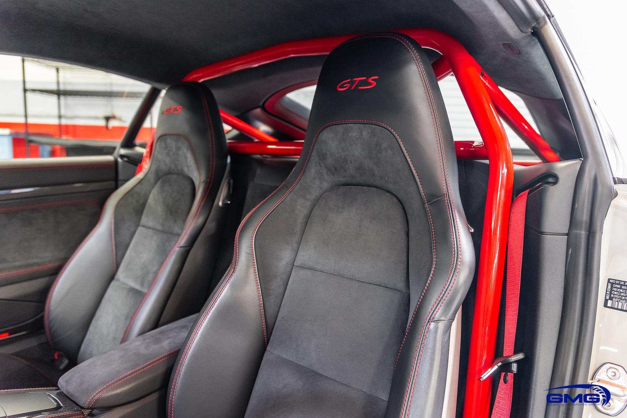 Chalk 718 Cayman GTS